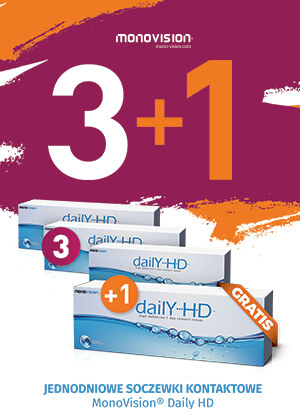 Daily HD™ Promocja 3+1