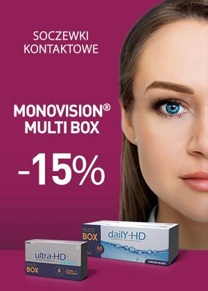 Monovision Multibox™ Promocja -15%