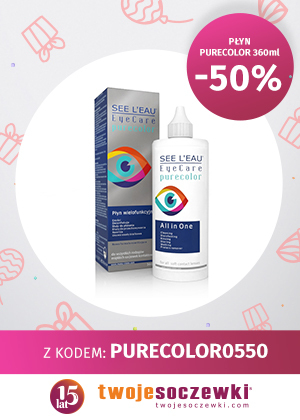 SEE L'EAU® EyeCare PureColor
