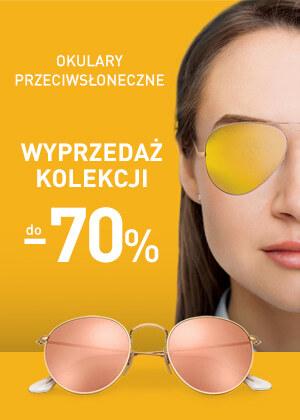 Czas na nowe okulary? Rabat na każdy model