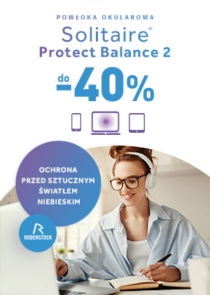 Rodenstock ochrona przed sztucznym światłem niebieskim