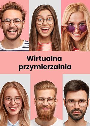 Wirtualna przymierzalnia okularów